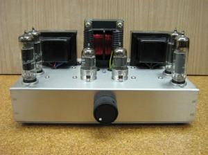 Tube Stereo Amp